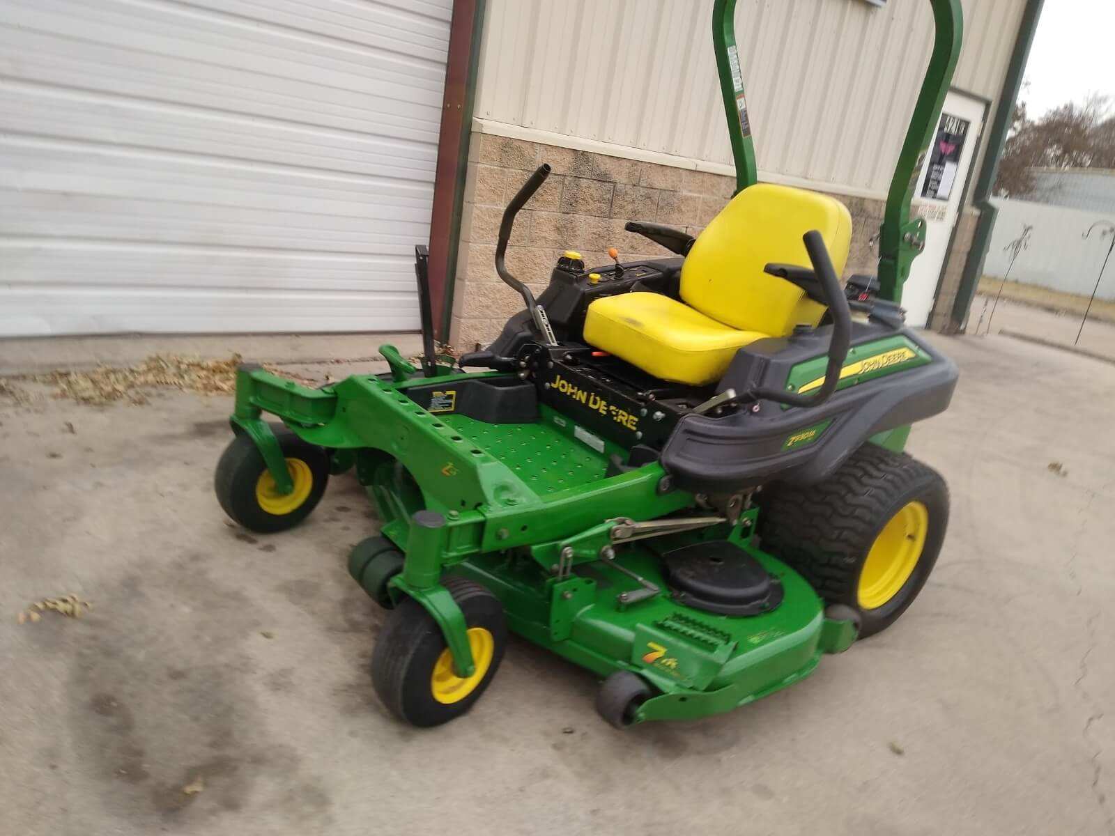 Used Zero Turn Commerical Lawnmowers For Sale Fort Worth